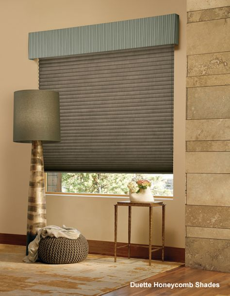 Hunter Douglas Duette Honeycomb Shades Are One Of The Most Energy Efficient Shades To Reduce Home Energy Bills Year In 2020 Window Styles Home Decor Window Treatments