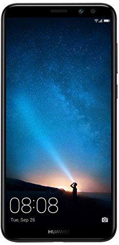 Huawei Mate 10 Lite Rne L21 64gb Graphite Black Dual Sim 5 9 4gb Ram Gsm Unlocked International Model No Warranty Dual Sim Huawei Dual Sim Phones