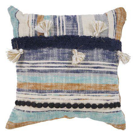 Home Throw Pillows Natural Throw Pillows Cotton Throw Pillow