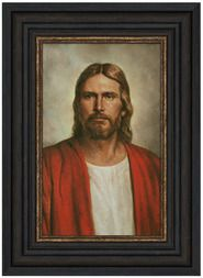 My absolute favorite depiction of Jesus Christ