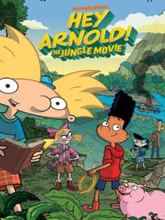 Assistir Hey Arnold Na Selva O Filme Dublado Online No Livre