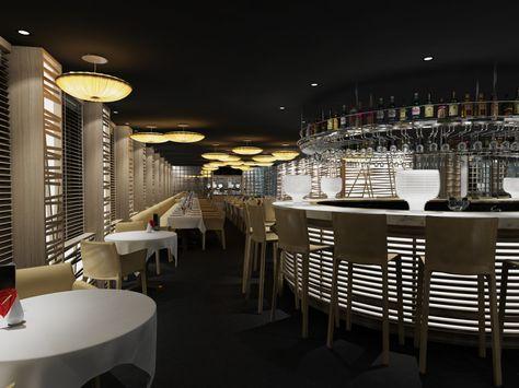 restaurants bar designs ideas - Google Search   Restorant/Bars ...
