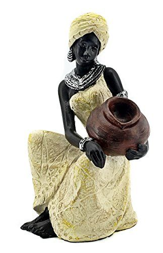 Elaan31 23141 African Statues Figure Sculpture Table Top Https Www Amazon Com Dp B07b1l6d8y Ref Cm Sw R Pi Dp U X 6fzobbeqd2g9b Statue African Sculpture