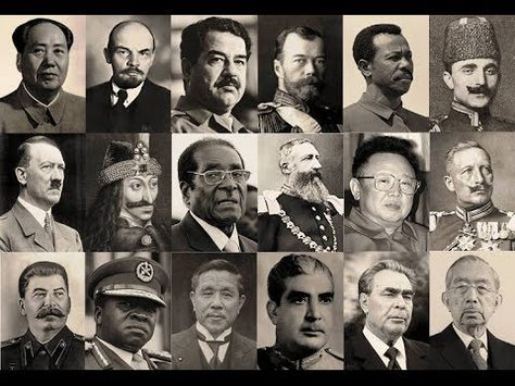 Most Evil Dictators of All Time  - YouTube www.youtube.com480 ×