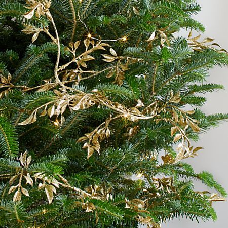 21+ Gold leaf garland for christmas tree trends