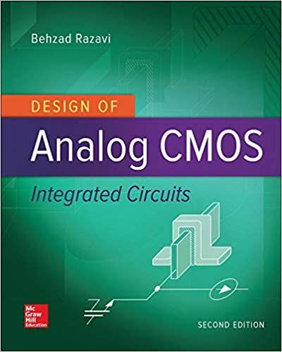 Design Of Analog Cmos Integrated Circuit 2nd Edition Isbn 13 978 0072524932 Ebookschoice Com In 2021 Analog Circuits Analog Circuit