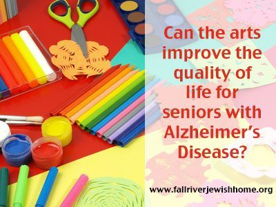 Can The Arts Improve Quality Of Life For People Living With Alzheimer S Disease Alzheimers Alzheimer S Disease Understanding Dementia How To Memorize Things