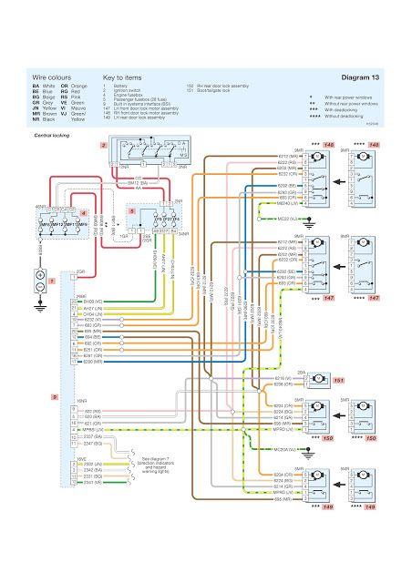 Toyota Hiace Wiring Diagram 1 In 2020 Toyota Hiace Peugeot Diagram