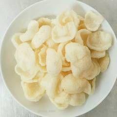 1 Resep Kerupuk Nasi Pedas Renyah Gurih Pr Cemilankriuk Oleh Dapurvy Cookpad Makanan Dan Minuman Makanan Resep Makanan Sehat