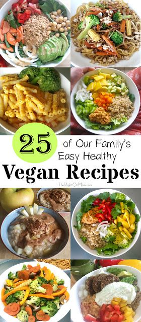 25 Easy Healthy Plant Based Meals Our Vegan In Japan