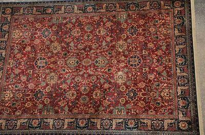 This Sale Is For A Used Karastan Samovar Rug Design 900 902 Esfahan Approx Size 8 8 X12 This Karastan Rug Is In Very Good Cond Karastan Rugs Rugs Karastan