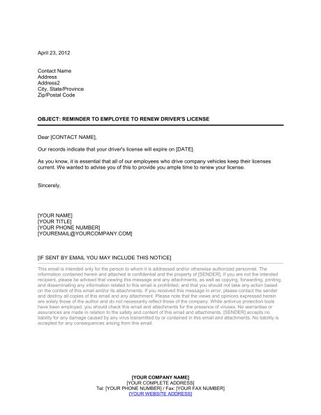renew drivers license template amp sample form biztree car vehicle - pre approval letter