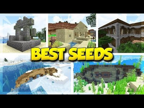 Top 5 Best Minecraft 113 Seeds Video Roundup This Video