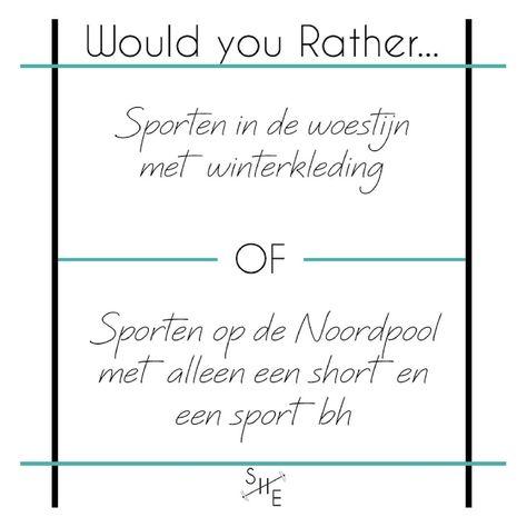 fitwoman Wat zou jij kiezen? #she...