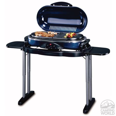 Coleman Roadtrip Classic Grill Blue Camping Grill Gas Grills On Sale Propane Gas Grill