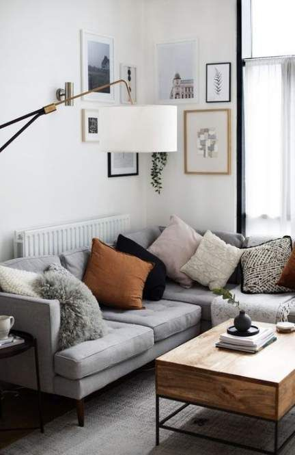 Apartment Decorations On A Budget Small Spaces Living Rooms 24