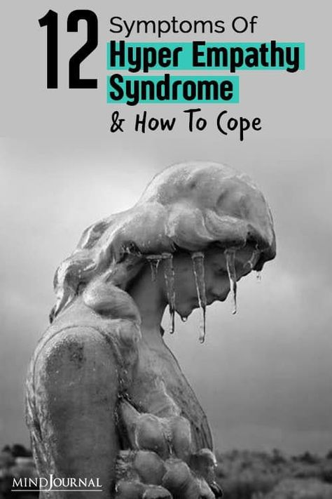 Hyper empathy is our inherent capacity to be in tune with others' feelings which causes a sense of extreme alertness towards negative emotions. #empathysyndrome #empathetic