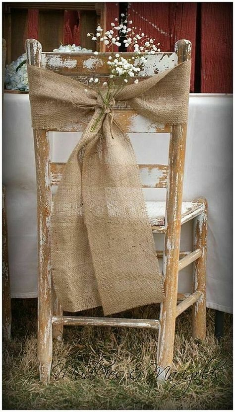 Burlap Natural 100 Chair Sashes Decor Event Party Banquet Anniversary Reception Ceremony Decoration off retail - 100 Burlap Chair Sashes Wedding Decor Event Party Banquet Anniversary Reception - # Wedding Chair Decorations, Wedding Chairs, Wedding Chair Covers, Wedding Chair Sashes, Decorations For Weddings, Diy Wedding Tables, Barn Dance Decorations, Burlap Table Decorations, Wedding Ceremony