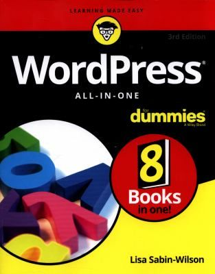 Wordpress All In One For Dummies 006 75 Sab Dummies Book Ebook Download Books