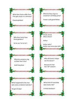 Free Christmas Cracker Jokes Christmas Crackers Christmas Word Search Printable Christmas Word Search