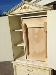 Sewing And Craft Armoire More