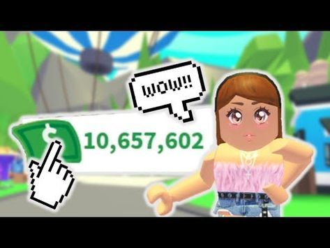 How To Get Unlimited Bucks In Adopt Me Roblox Youtube In 2020 My Roblox Roblox Gifts Roblox Codes