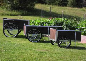 Carts Vermont Lawn Garden Tools Pinterest Garden cart and