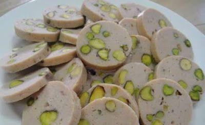 مرتديلا حلبية من الأكلات السورية Food Processor Recipes Pistachio Charcuterie Platter