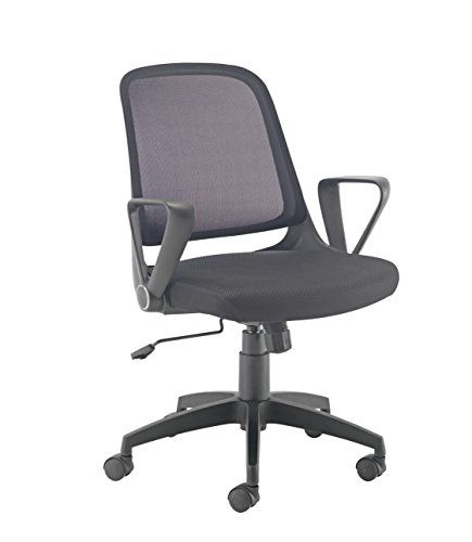 Outstanding Office Hippo Medium Mesh Back Desk Office Chair With Folding Creativecarmelina Interior Chair Design Creativecarmelinacom