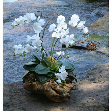 Artificial Flowers Arranjos De Orquideas Arranjos De Flores E