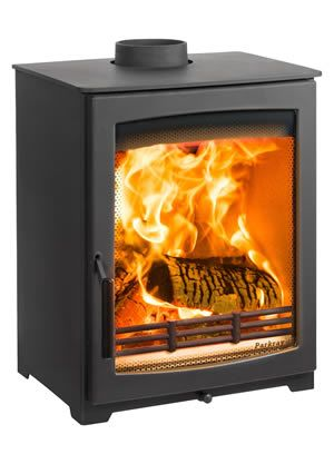 Hunter Parkray Aspect 5 With Images Wood Burning Stove Stove Wood