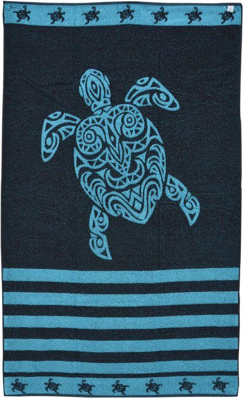 De toalla 4 x 50 x 140 cm punto puntito Stern asterisco en gris