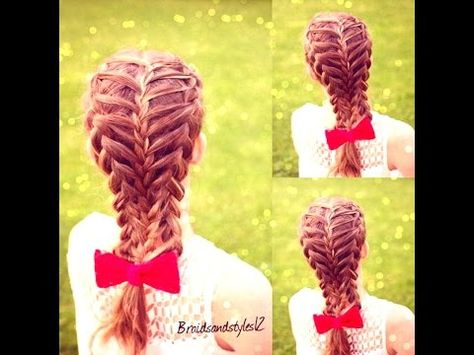 Feathered Dutch Braid Hair Tutorial On Yourself Youtube