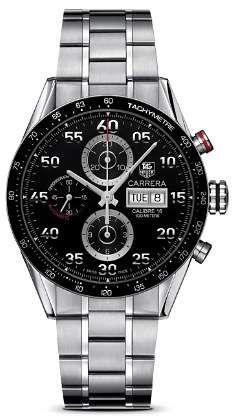 Tag Heuer Carrera  Bracelet Watch, 43mm