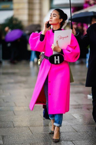 haute couture dress couture couture dresses couture kleider couture rose couture rules The Best Street Style from Paris Haute Couture Week Spring 2018