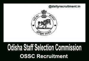 Ossc Recruitment 2019 257 Posts Of Junior Engineer Civil