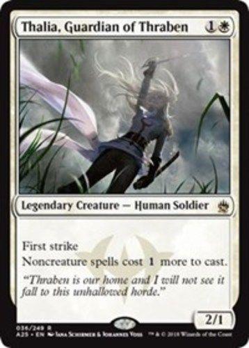 Thalia Guardian Of Thraben X1 Magic The Gathering 1x Masters 25