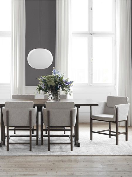 Un Fauteuil Ultra Confort Pour Une Salle A Manger Cosy Table En
