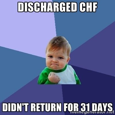 CHF Satire and Humor!