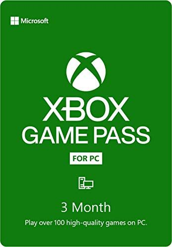 What Games Are On Xbox Game Pass For Pc