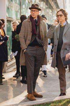 Milan Fashion Week Men's Street Style | British Vogue 2019