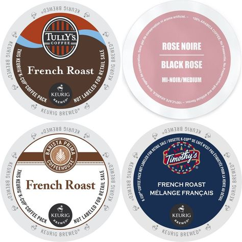 Faro Roasting Houses French Roast K-Cup Variety Pack