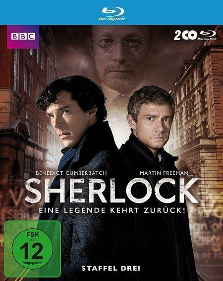 Blu-ray »Sherlock - Staffel 3« #bluray Blu-ray »Sherlock - Staffel 3« #bluray Blu-ray »Sherlock - Staffel 3« #bluray Blu-ray »Sherlock - Staffel 3«