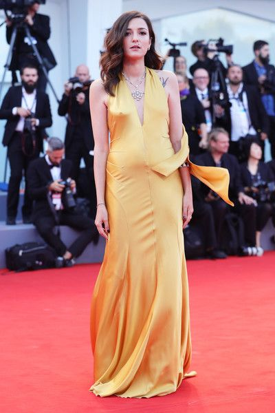 Eleonora Carisi - Every Must-See Gown From the Venice Film Festival 2017 - Photos