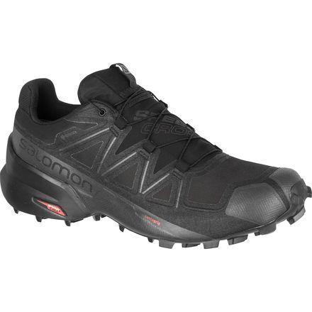Speedcross 5 Gtx Trail Running Shoe Men S In 2020 Trail Running Shoes Women Trail Running Shoes Womens Running Shoes