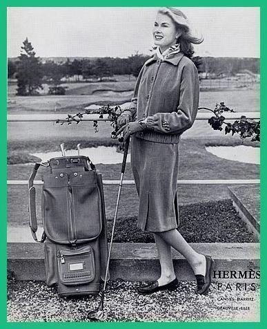femme recherche golf)