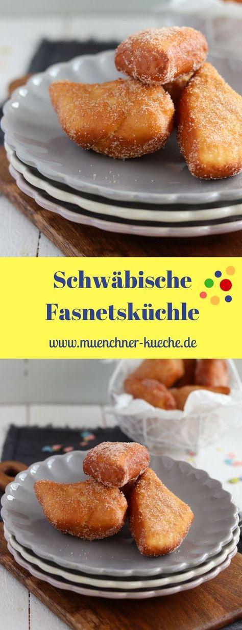 Photo of Schwäbische Fasnetsküchle – münchner-küche