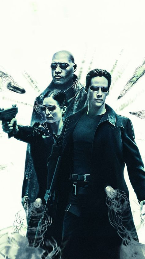 The Matrix Reloaded (2003) Phone Wallpaper | Moviemania