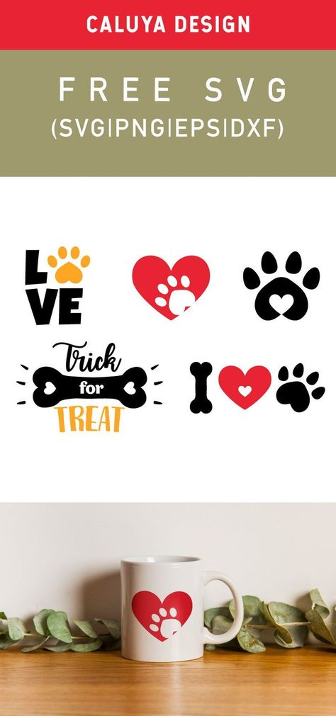 Free Dog Lovers Bundle SVG, PNG, EPS & DXF by Caluya Design. Compatible with Cameo Silhouette, Cricut and other major cutting machines! Perfect for your DIY projects, Giveaway and personalized gift. Perfect for Planner customization! Vinyl Projects, Diy Craft Projects, Puppy Crafts, Free Printable Clip Art, How To Make Planner, Owl Clip Art, Rena, Cricut Craft Room, Cricut Tutorials