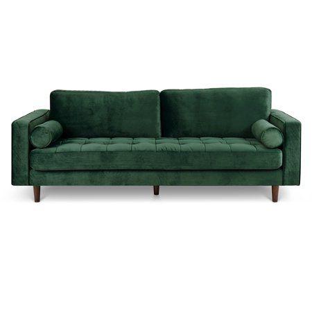 Home Velvet Sofa Green Velvet Sofa Sofa Upholstery